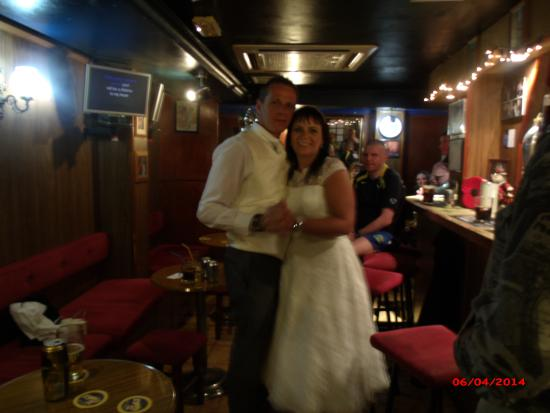 After We Renewed Vows Ian Sang Us A Nice Wee Wedding Song X