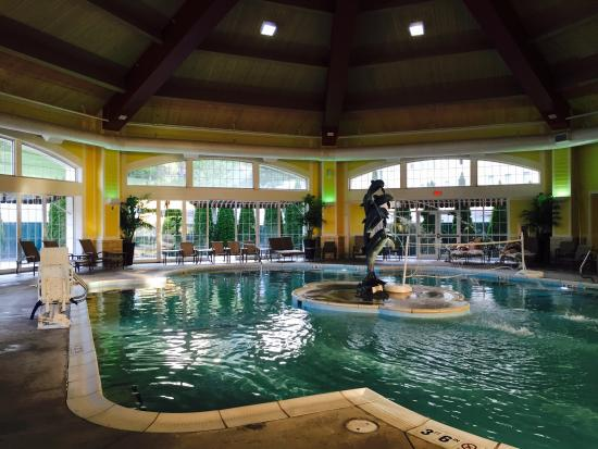 indoor swimming french lick