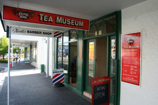 Gypsy Rose Tea Museum