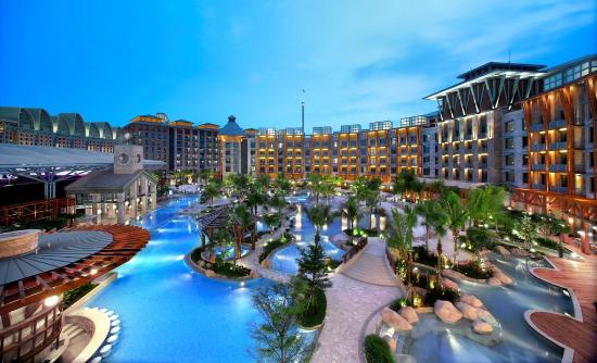Resorts World Sentosa - Hard Rock Singapore Hotel