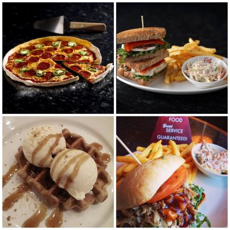 Frankie And Benny S Hot Dog Pizza
