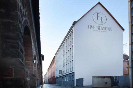 Five Reasons Hotel & Hostel