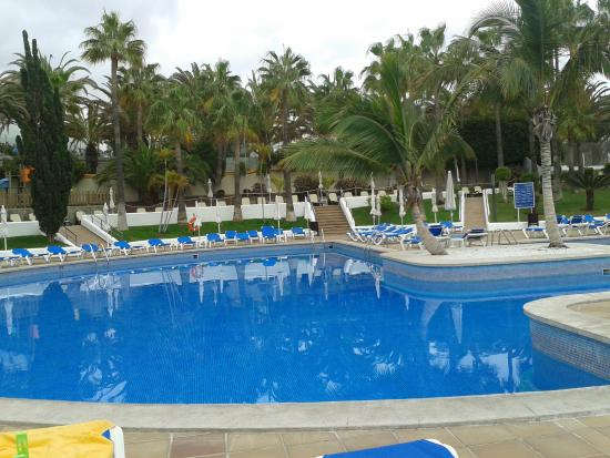 Piscina picture of iberostar las dalias playa de las for Alberca las americas