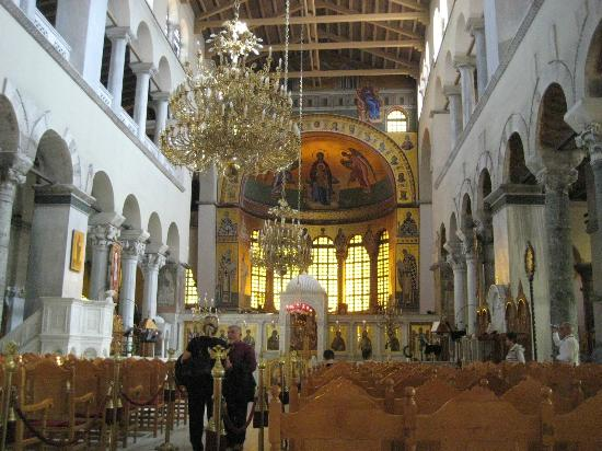 Agios Dimitrios - Picture of Church and Crypt of Ayios ...