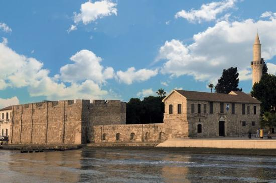 Larnaka City, Cyprus: Medieval Castle