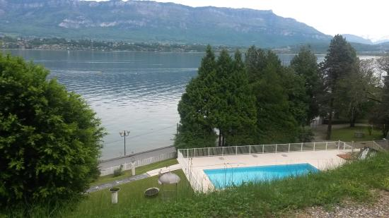 Le bourget du lac photos featured images of le bourget for Camping bourget du lac avec piscine