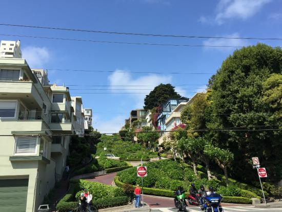Lombard street for Lombard place