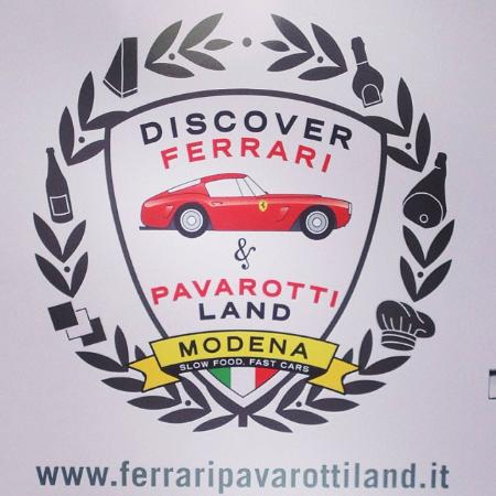 Discover Ferrari and Pavarotti Land Modena