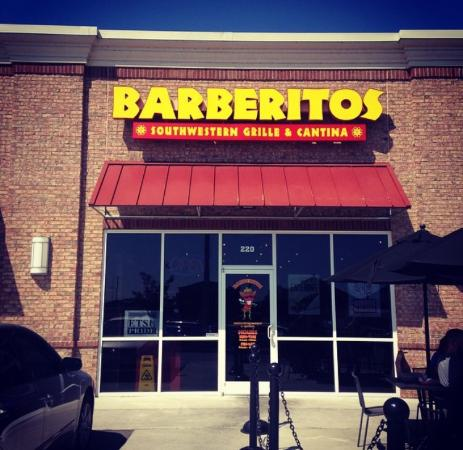 Barberitos : Barberitos in Kingsport - Picture of Barberitos, Kingsport ...