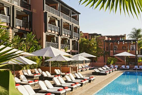 Photo of Hotel & Ryads Naoura Barriere Marrakech