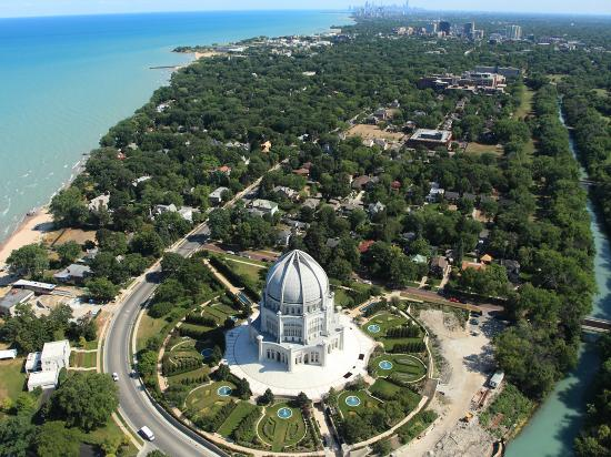 Wilmette, IL: Bahá'í House of Worship