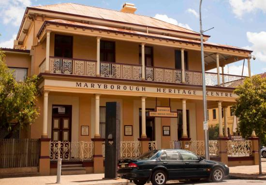 ‪Maryborough‬