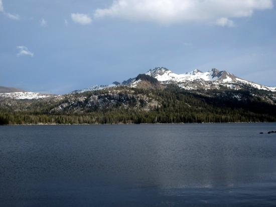 Union valley reservoir picture of eldorado national for Caples lake fishing report