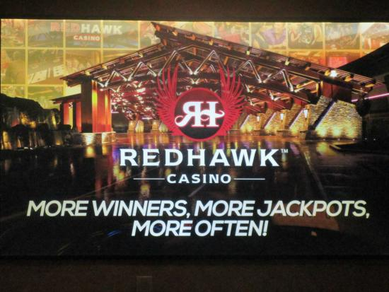 Hotels around red hawk casino