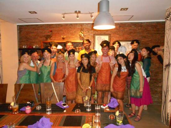 group - Picture of The Thai Experience, Maret - TripAdvisor