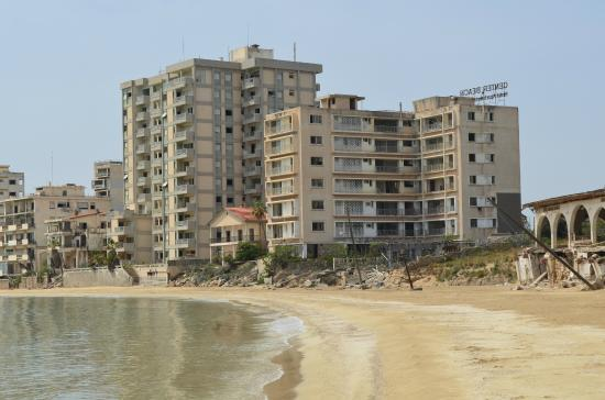 Вароша Picture Of Ghost Town Famagusta Famagusta
