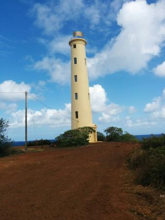 Kalepaki Bay Lighthouse
