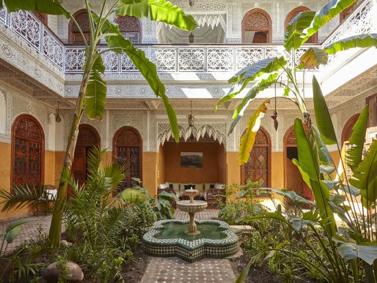 Riad jardin secret marrakech morocco hotel reviews for Jardin marrakech