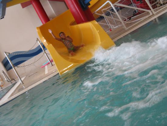 There's fun for the whole family at the Whitewater Aquatic Center