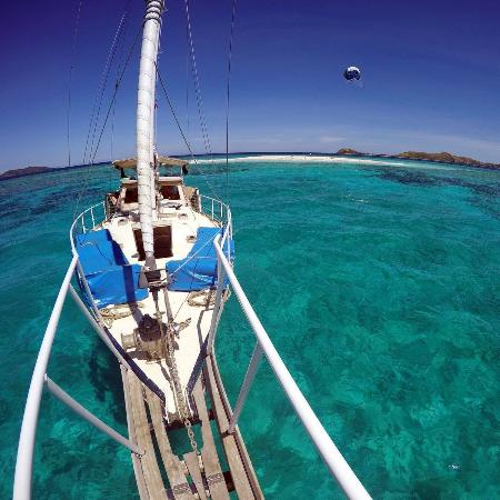 Sail in Fiji - Day Trips