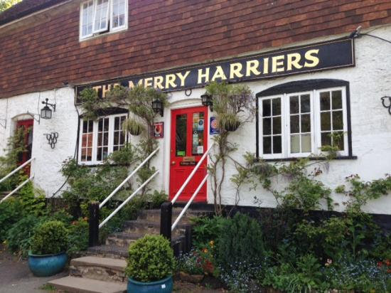 The Merry Harriers