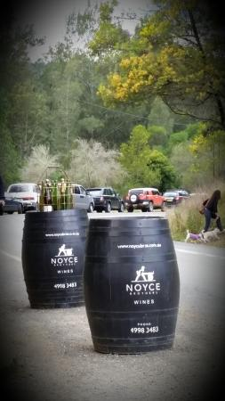 Noyce Brothers Wine