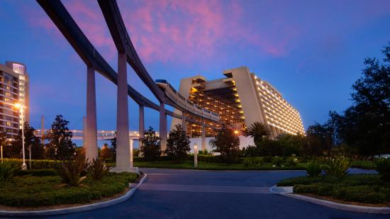 Disney's Contemporary Resort Photo