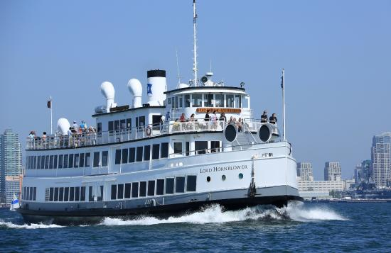 Amazing Experiences Reside On Hornblower