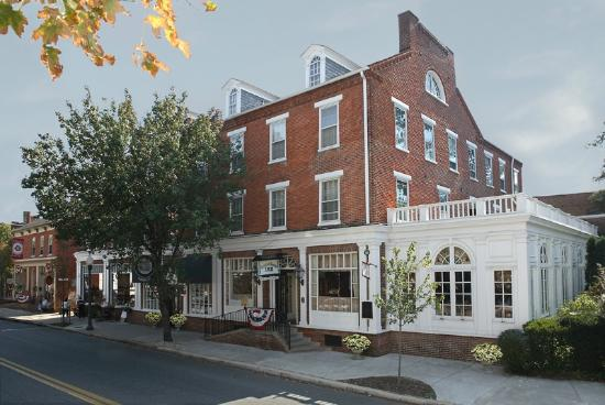 Photo of General Sutter Inn Lititz