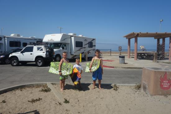 Huntington Beach Ca State Park Rv Camping
