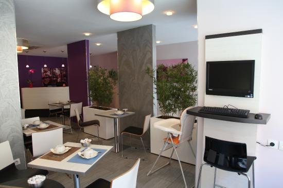 Adonis Annecy - Icone Hotel