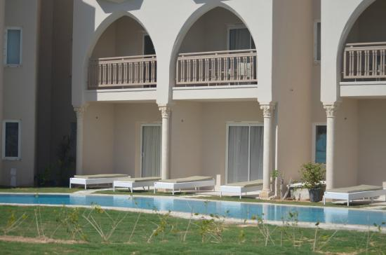 Tunisia Hotels With Swim up Rooms Palace Swim up Rooms