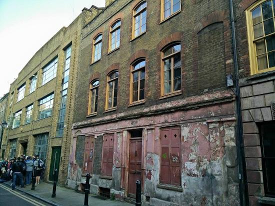 The Best Jack The Ripper Tour London