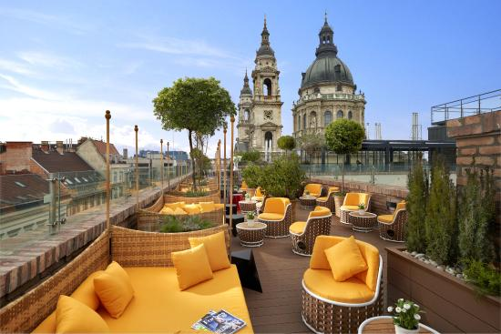 Aria Budapest by Library Collection Hotel