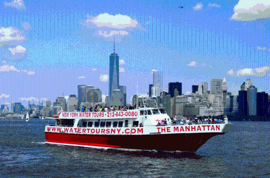 New York Water Tours
