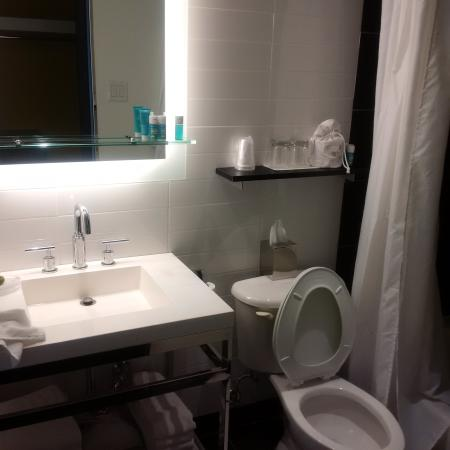 Bathroom picture of w chicago lakeshore chicago for Bathroom supply chicago