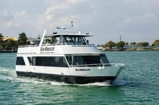 Bayride Tours Miami Fl Address Phone Number