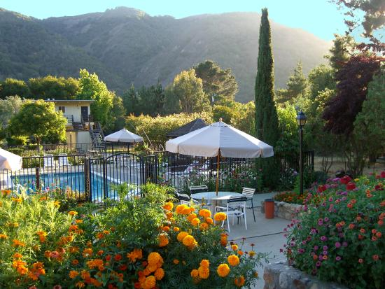 Country garden inns carmel valley ca inn reviews for Pool garden mountain resort argao