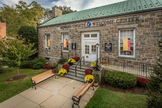 Ellicott City, MD: Howard County Welcome Center