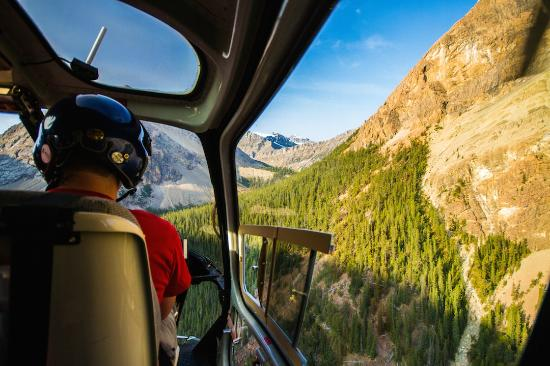 Kananaskis Helicopter Tours Review