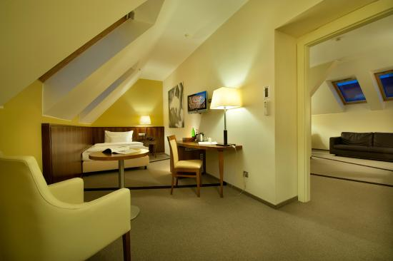 Hotel Sovereign: Suite