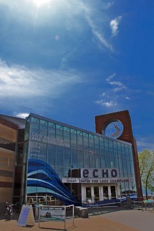 Exterior On A Great Day Picture Of Echo Leahy Center For