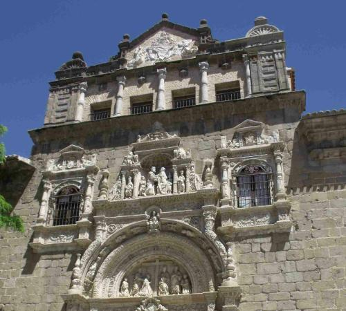 entry - Picture of Museo de Santa Cruz, Toledo - TripAdvisor