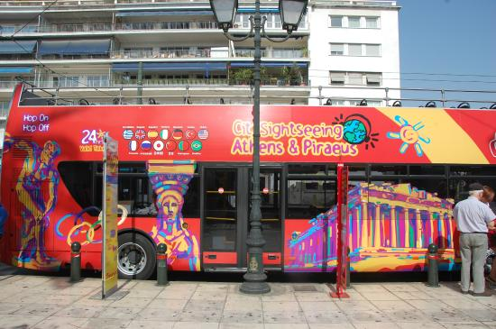 City Sightseeing Athens