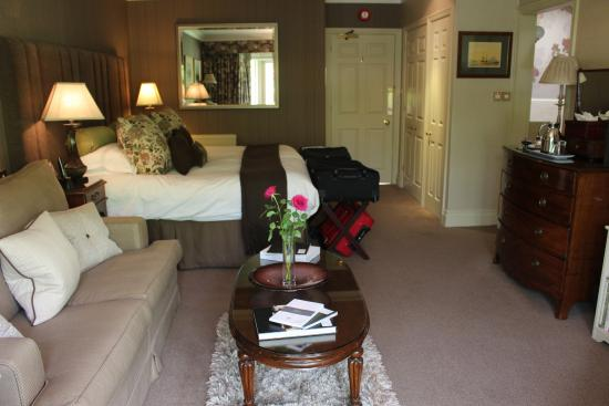 Gilpin Hotel & Lake House: Grasmere room