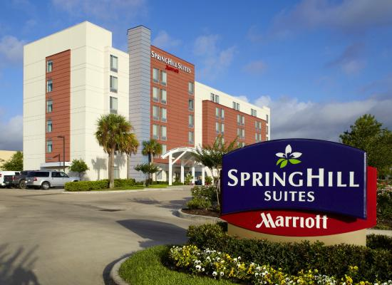 SpringHill Suites Houston NASA/Webster Hotel