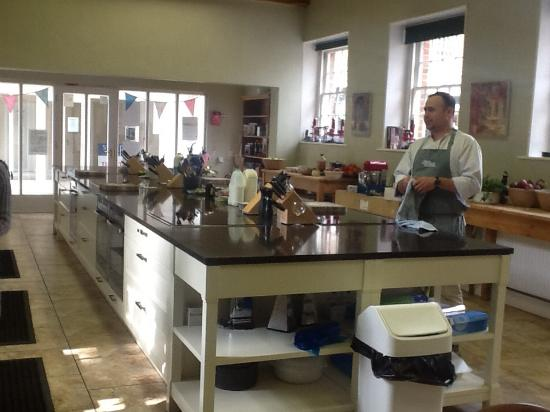 The Kent Cookery School - Day Classes