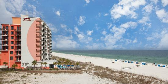 Hampton Inn & Suites Orange Beach/Gulf Front Photo