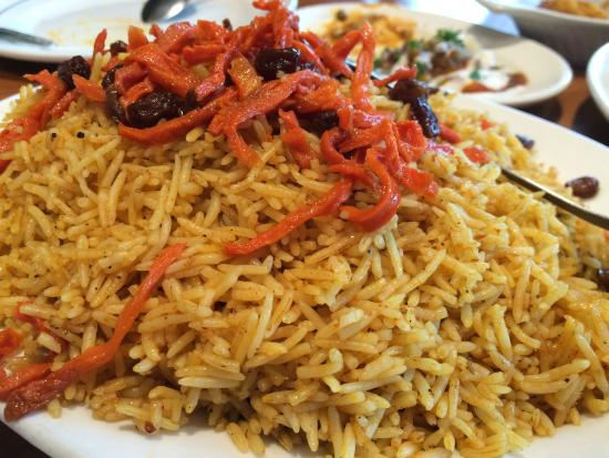 Authentic afghan cuisine great atmosphere friendly staff for Afghan cuisine manchester