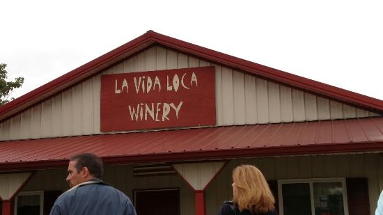 La Vida Loca Winery